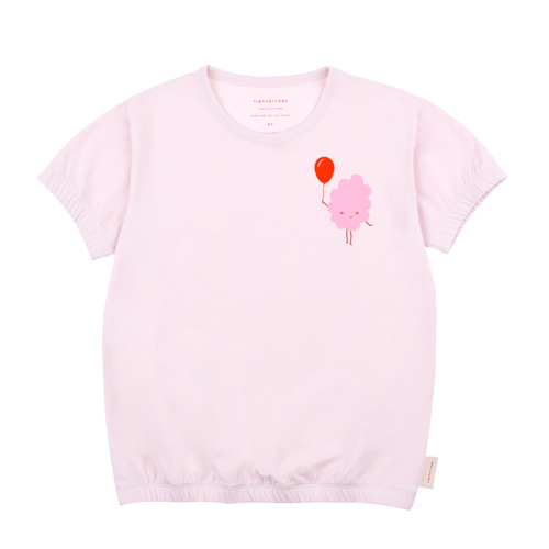'candy floss' Baggy Tee