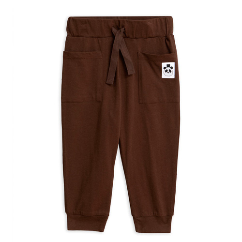 Solid Pocket Pants