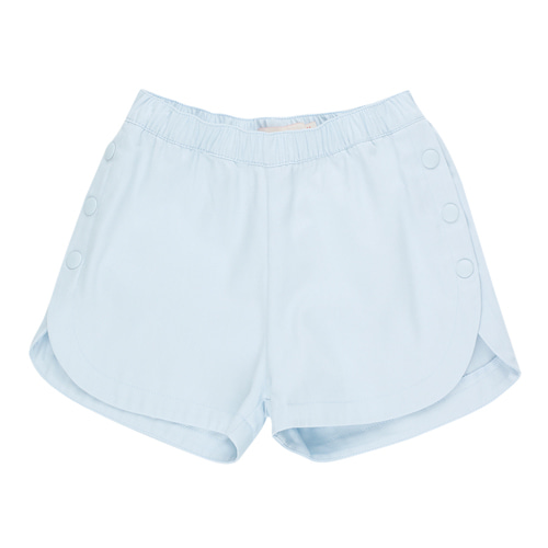 'Denim' Button Shorts