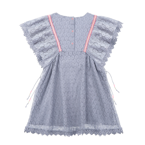 Dress Norah Silver Cloud