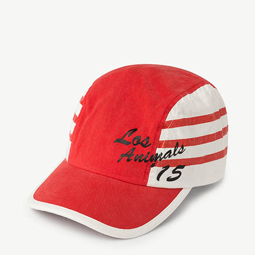 Hamster Hat 1104_045 (red stripe)
