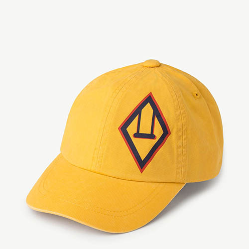 Hamster Hat 1103_172 (yellow logo)