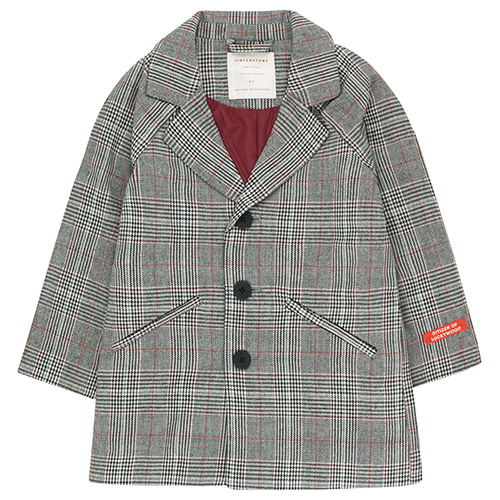 [10y]Tweed Coat #218