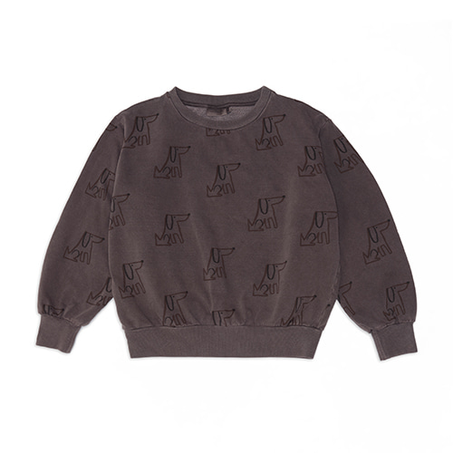 Cuca Sweatshirt (brown)