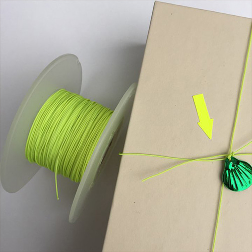 String Roll - neon lime
