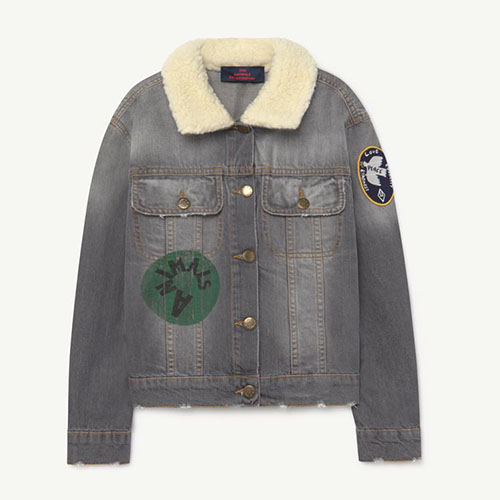 [6y]Foal Jacket 1061_185 (peace)