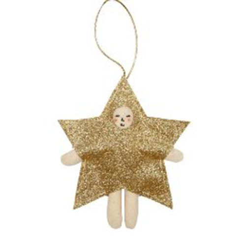 Star Dress Up Ornament