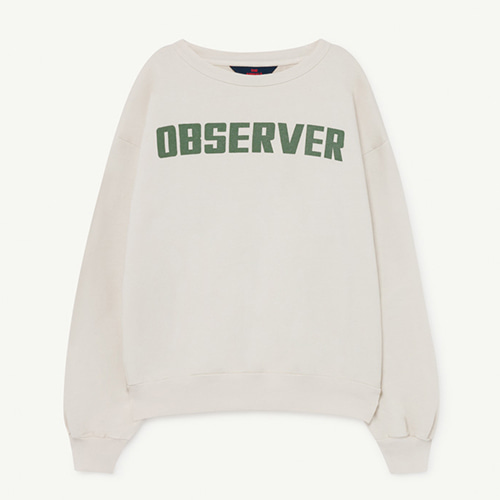 [2/14y]Bear Sweatshirt 1139_009 (white observer)