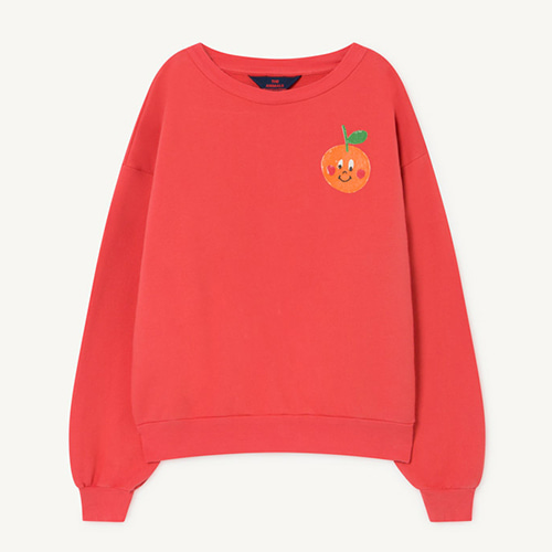Bear Sweatshirt 1139_006 (red fruit)