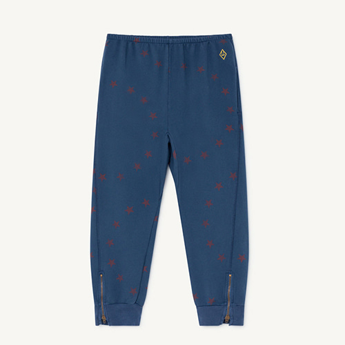 [12y]Panther Pant 1144_161 (blue star)