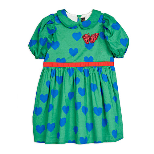 Heart Dress (green)