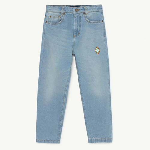 Ant Trousers 1381_114 (denim logo)