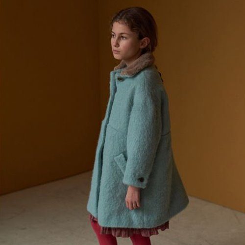 Shelduck Coat (mint)