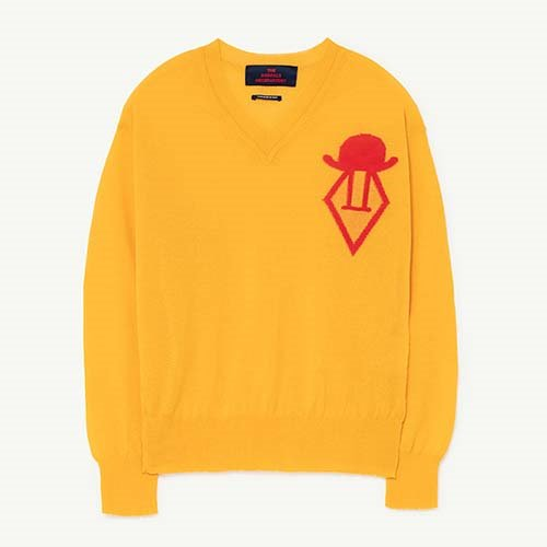 Logo Toucan Sweater 1017_099 (yellow)