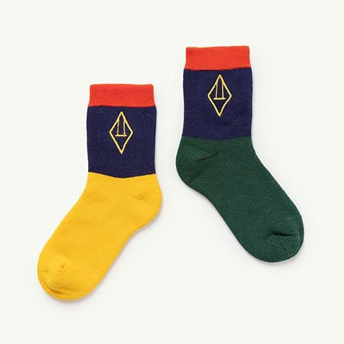 [27/30]Skunk Socks 1025_064 (navy)