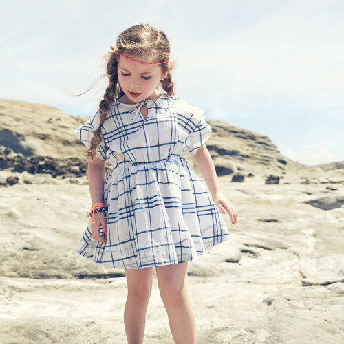 Surprise! Wren Dress (2y)
