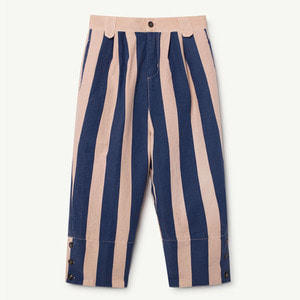 Elephant Pant (rose blue stripes)