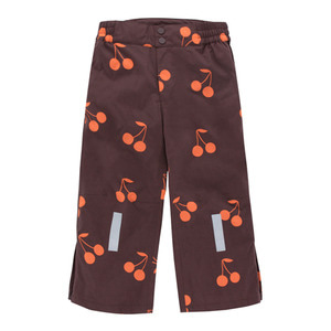 [6/8y]Big Cherries Snow Pant (plum)