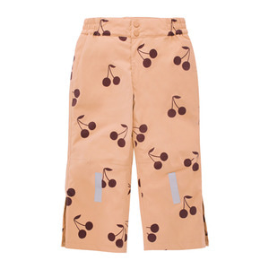 [6y]Big Cherries Snow Pant (nude)