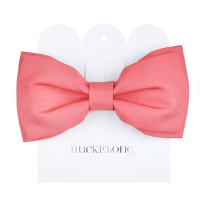 Bow Hairclip (cranberry)