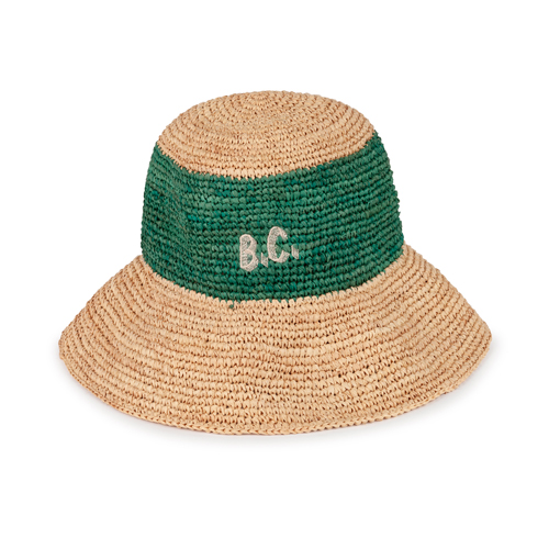 BC Wicker Hat #242