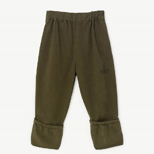 [10y]Ox Pants 1011_179 (green logo)