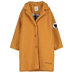 Wool Coat (camel)