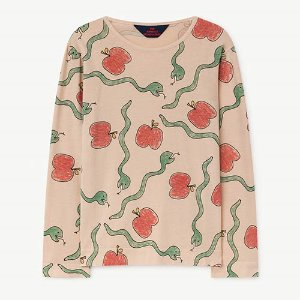 Eel Tshirt 973_170 (orange apple)