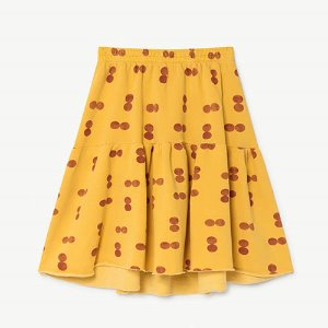 Cat Skirt 988_172 (yellow circle)