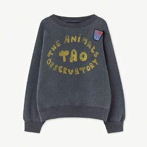 Bear Sweatshirt 983_181 (blue animal)