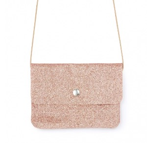 [8월초배송/19일마감]]Bonton Mini Glitter Bag (rose)