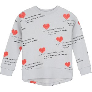 Ralaxed Sweatshirt (I heart you)