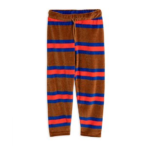 Velour Stripe Trouser