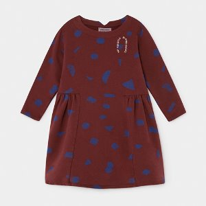 Stuff Fleece Dress #81