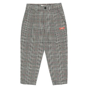 Tweed Pleated Pant #221