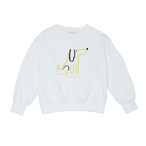 Cuca Sweatshirt (white)