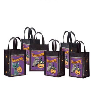 See's Candy Halloween Treat Bag