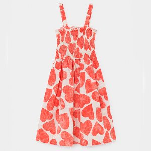 Smoked Dress Hearts #115