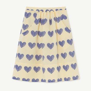 Sow Skirt 1196_099 (yellow hearts)