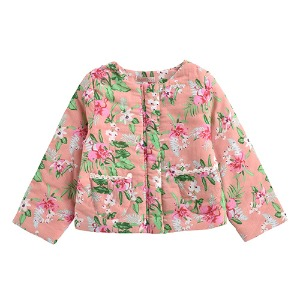 Jacket Soluta (sienna flamingo)