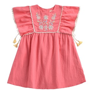 Dress Khalo (strawberry)