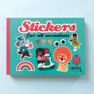 Stickers Book