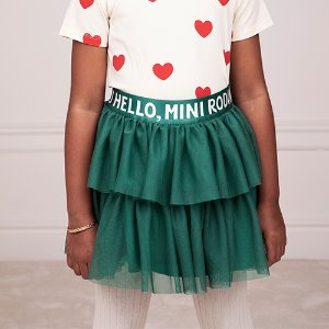 Tulle Skirt (green)