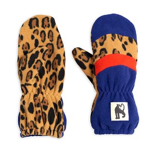 Fleece Glove (blue)