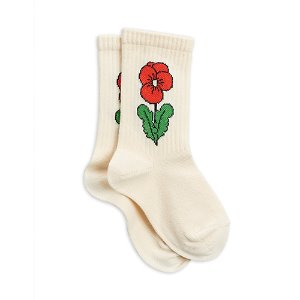 Viola Socks (white)