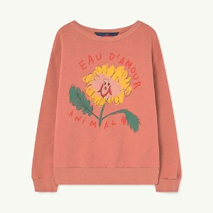 [3y]Bear Sweatshirt 20002_137 (rose eau d'amour)