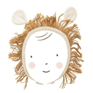 Lion Baby Bonnet