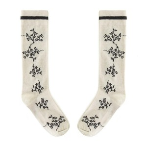 Daisy Socks (white)