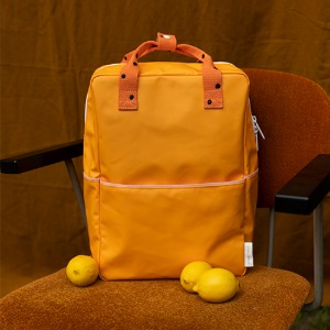 Backpack Freckles Large Sunny Yellow