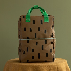 Backpack Sprinkles Large Syrup Brown